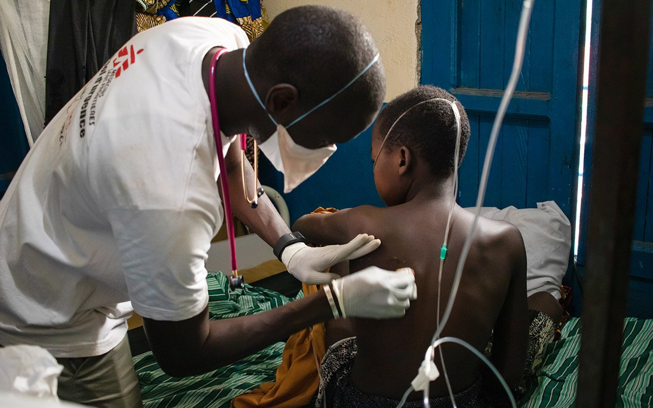 RDC, Nizi, 15 janvier 2020